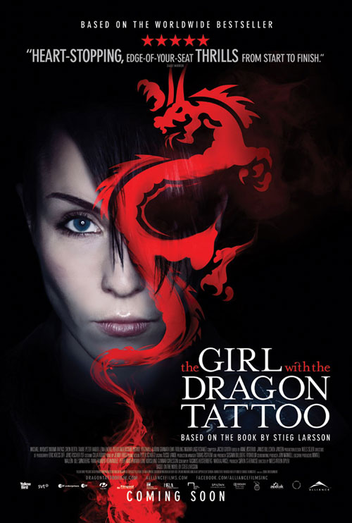 Girl With The Dragon Tattoo Book