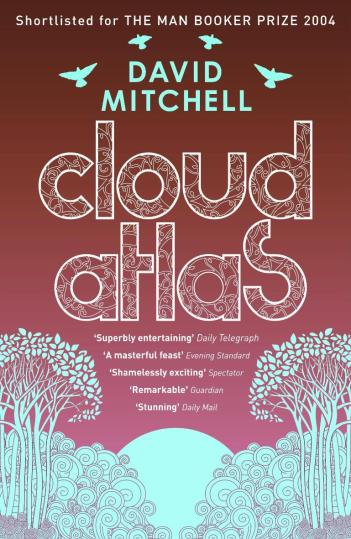 Image result for cloud atlas book