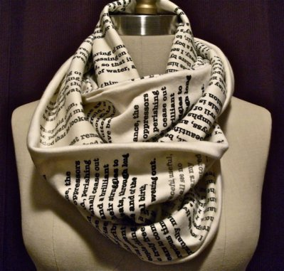 A Tale of Two Cities scarf