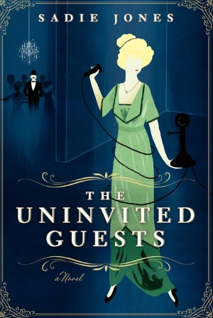 The Uninvited Guests - blue