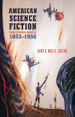American Science Fiction by Gary K. Wolfe