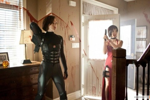 Resident Evil: Retribution movie 2