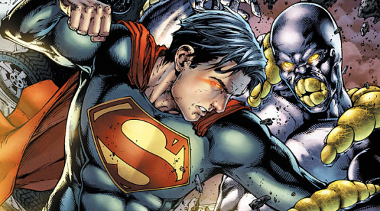 Superman: Earth One, Vol. 2 preview