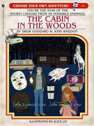 The Cabin in the Woods choose your own adventure