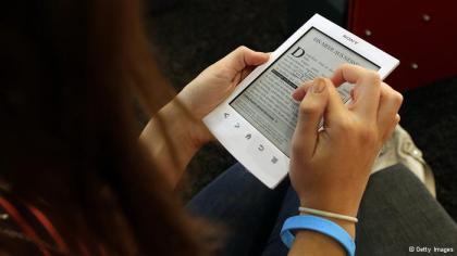 e-book data