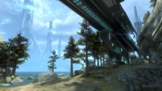 Halo: Reach map