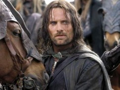 The Lord of the Rings movie Aragorn