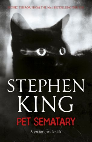 Pet Sematary by Stephen King cat