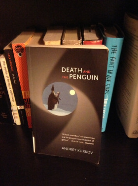Death and the Penguin photo