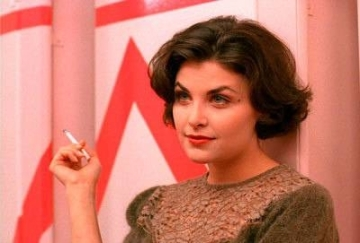 Twin Peaks Audrey