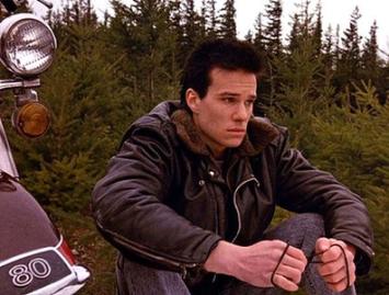 Twin Peaks James Hurley