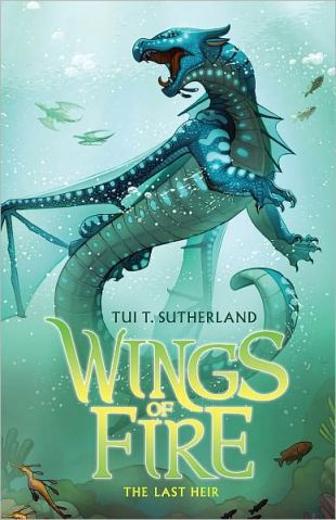 Wings of Fire hardcover