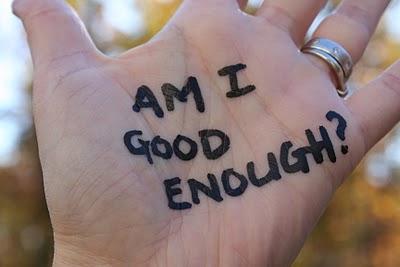 Writing self-doubt