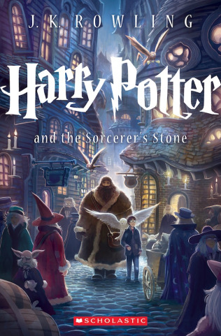 Harry Potter and the Sorcerer's Stone - Scholastic