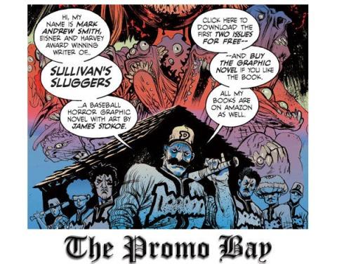 Promo Bay Sullivan's Sluggers