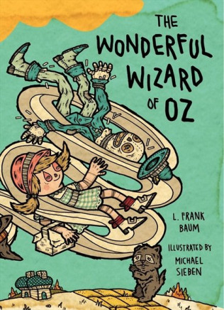 Awesome book cover friday the wonderful wizard of oz