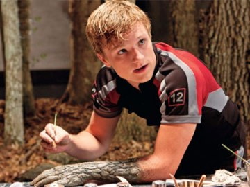 Peeta Hunger Games