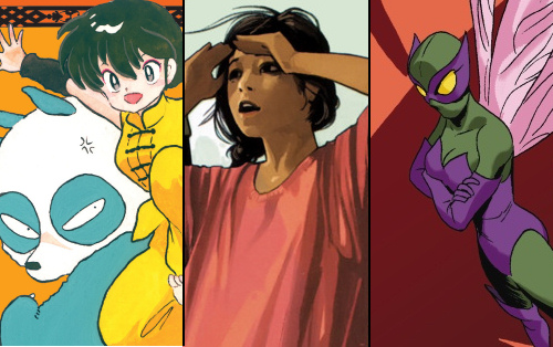 Ranma 1/2, Saga, and The Superior Foes of Spider-Man