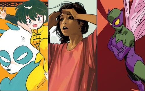 Ranma 1/2, Saga, and The Superior Foes of Spider-Man